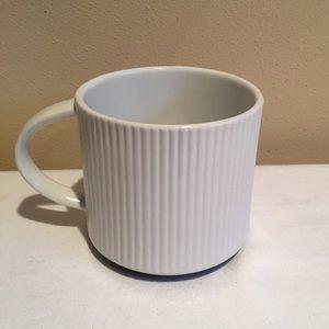 Vintage Cordalite Ribbed Mug Coffee Cup Germany